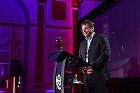 Montreal, CANADA, March 24, 2015.  Steve Bissonnette, président de Diacarb