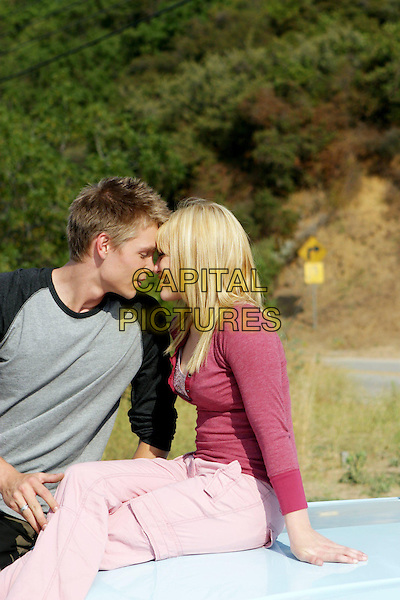 Chad Michael Murray, Hilary Duff <br /> in A Cinderella Story (2004) <br /> *Filmstill - Editorial Use Only*<br /> CAP/NFS<br /> Image supplied by Capital Pictures