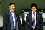 (L to R) .Norio Sasaki, . Hiroshi Jofuku (Ventforet), .APRIL 10, 2013 - Football /Soccer : .2013 J.LEAGUE Yamazaki Nabisco Cup .between Omiya Ardija 1-3 Ventforet Kofu .at NACK5 Stadium Omiya, Saitama, Japan. .(Photo by YUTAKA/AFLO SPORT)