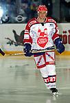 Eishockey DEL 1.Bundesliga 2002/2003 Nuernberg (Germany) Nuernberg IceTigers - Eisbaeren Berlin (1:4) Terry Yake (IceTigers)