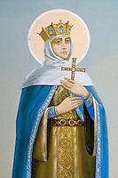 St Michael Monastery,Princess Olga,Kiev,Ukraine