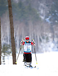Pyeongchang, Korea, 11/3/2018-Cindy Ouellet competes in the 12k sitting cross country during the 2018 Paralympic Games in PyeongChang. Photo Scott Grant/Canadian Paralympic Committee.
