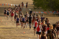 SAN ANTONIO, TX - SEPTEMBER 19, 2014: The UTSA Ricardo Romo Classic Cross Country Meet at the National Shooting Complex. (Photo by Jeff Huehn)