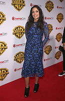 29 March 2017 - Las Vegas, NV - Rosario Dawson. 2017 Warner Brothers The Big Picture Presentation at CinemaCon at Caesar's Palace.  Photo Credit: MJT/AdMedia