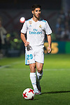 Real Madrid Marco Asensio during Copa del Rey match between Fuenlabrada and Real Madrid at Fernando Torres Stadium in Madrid, Spain. October 26, 2017. (ALTERPHOTOS/Borja B.Hojas)