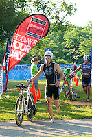 PHILLY TRI Day Two: Transition