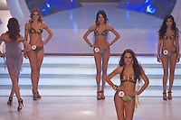 The Queen live TV show hosts the three beauty contests Miss World Hungary, Miss Universe Hungary and Miss Earth Hungary, held in RTL Klub television headquarter Media Center Campona, Budapest, Hungary. Thursday, 13. May 2010. ATTILA VOLGYI