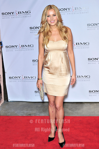 Petra Nemcova at the Sony BMG Music Entertainment party at the Beverly Hills Hotel following the 2008 Grammy Awards..February 10, 2008  Los Angeles, CA.Picture: Paul Smith / Featureflash