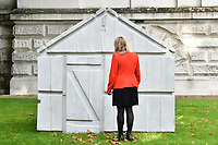 LONDON, ENGLAND - SEPTEMBER 11: Tate Britain opens major new exhibition of renowned contemporary artist Rachel Whiteread, the most substantial survey to date of work by renowned contemporary artist, London. <br /> CAP/JOR<br /> &copy;JOR/Capital Pictures