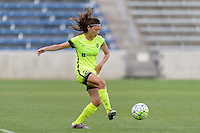 Chicago, IL - Sunday Sept. 04, 2016: Rumi Utsugi during a regular season National Women's Soccer League (NWSL) match between the Chicago Red Stars and Seattle Reign FC at Toyota Park.