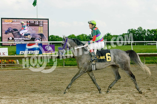 Theoretically winning the Bob Magness Memorial Derby (Gr. 1) at Delaware Park on 5/30/09