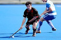 St Kentigern College v Hamilton Boys High. Rankin Cup and India Shield 2019 Secondary School Hockey Tournament, Nga Puna Wai Sports Hub, Christchurch, Saturday 07 September 2019. Photo: Martin Hunter/Hockey NZ