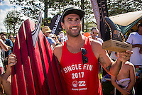 2017 Burleigh Boardriders' Single Fin Classic