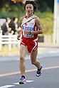 Shinobu Kubota (JUT), NOVEMBER 23, 2011 - Ekiden : Hanji Aoki Cup 2011 International Chiba Ekiden race in Chiba, Japan.  (Photo by Yusuke Nakanishi/AFLO SPORT) [1090]