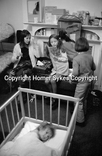 Chiswick Womens Aid, Richmond 1975.