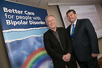 Richard Morriss, Professor of Psychiatry and Director of Research –University of Nottingham and CLAHRC East Midlands and Mike Cooke, Former Chief Executive – Nottinghamshire Healthcare NHS Trust,