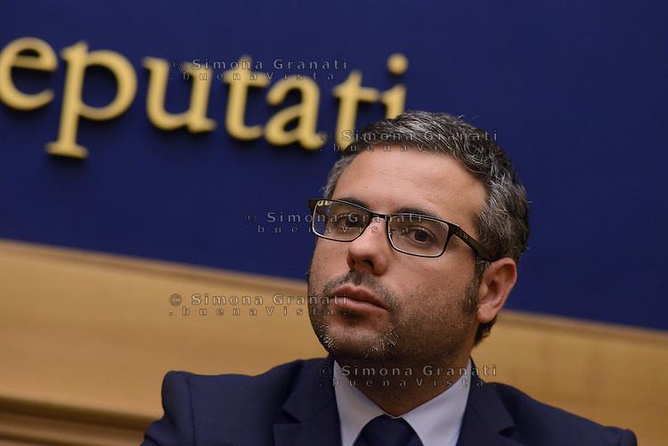 Roma, 1 Giugno 2015<br /> Giacomo Giannarelli candidato M5S alla Presidenza della Regione  Toscana