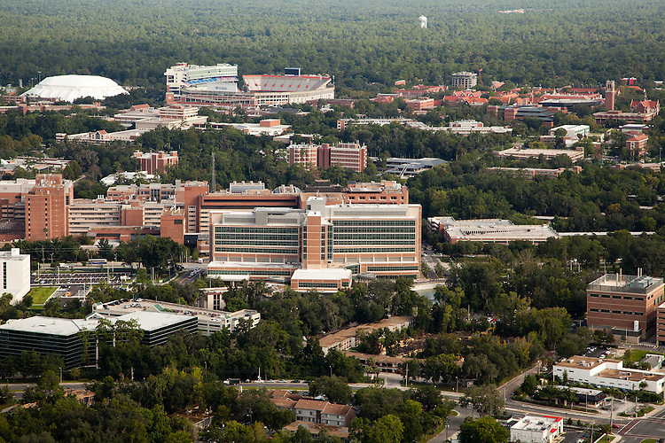 Hsc Aerials Uf Health Creative Services