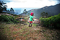 Sri Lanka selection<br /> Bandarawela, Uva Province, Sri Lanka.<br /> Poor families working in tea plantations up in the mountains.<br /> Child with little but a fantastic view<br /> <br /> Picture by Gavin Rodgers/ Pixel8000<br />  07917221968