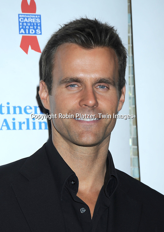 Cameron Mathison attending The 6th Annual ABC And SOAPnet salute to BROADWAY CARES/ EQUITY FIGHTS AIDS Benefit post party on March 21, 2010 at The Marriott Marquis Hotel in New York City.