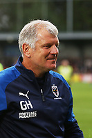 AFC Wimbledon interim manager Glyn Hodges during AFC Wimbledon vs Rochdale, Sky Bet EFL League 1 Football at the Cherry Red Records Stadium on 5th October 2019