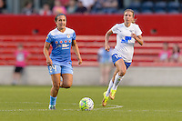 Bridgeview, IL - Saturday June 18, 2016: Danielle Colaprico during a regular season National Women's Soccer League (NWSL) match between the Chicago Red Stars and the Boston Breakers at Toyota Park.
