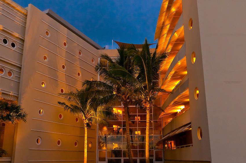 Le Meredien Noumea beach reort hotel, Noumea, Grand Terre, New Caledonia