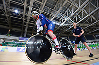 Picture by Simon Wilkinson/SWpix.com 21/03/2018 - Cycling 2018 UCI  Para-Cycling Track Cycling World Championships. Rio de Janeiro, Brazil - Barra Olympic Park Velodrome - Jody CUNDY