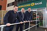 Morrisons Local<br /> 19.11.14<br /> &copy;Steve Pope-FOTOWALES