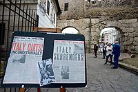 Celebrazione 74°anniversario Difesa di Roma