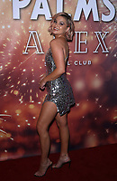 31 December 2018 - Las Vegas, NV - Olivia Holt. Olivia Holt celebrates New Year's Eve at APEX Social Club at PALMS Casino Resort. Photo Credit: MJT/AdMedia
