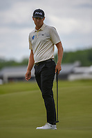Seamus Power (IRL) barely misses his birdie putt on 11 during round 3 of the AT&T Byron Nelson, Trinity Forest Golf Club, Dallas, Texas, USA. 5/11/2019.<br /> Picture: Golffile | Ken Murray<br /> <br /> <br /> All photo usage must carry mandatory copyright credit (© Golffile | Ken Murray)