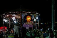 IV Festival Maria Bonita en Quiriego, Sonora. Quiosco de Quiriego. Maria Felix.