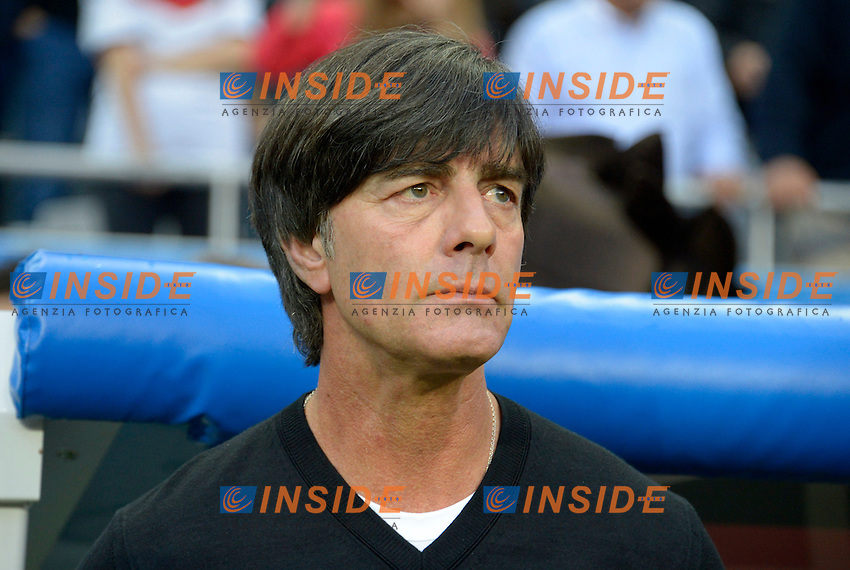 Joachim Low Germany <br /> Paris 16-06-2016 Stade de France Football Euro2016 Germany - Poland / Germania - Polonia Group Stage Group C. Foto Federico Pestellini / Panoramic / Insidefoto