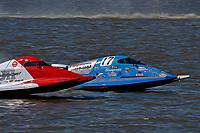 Frame 16: Final lap of heat race 2: Jeremiah Mayo (#8), Chris Hughes (#17)       (SST-45)