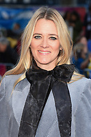 LONDON, UK. October 19, 2018: Edith Bowman at the London Film Festival screening of &quot;Can You Ever Forgive Me&quot; at the Cineworld Leicester Square, London.<br /> Picture: Steve Vas/Featureflash