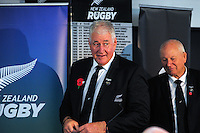 The 2015 New Zealand Rugby Union Annual General Meetin at the New Zealand Rugby Union Head Office, Wellington, New Zealand on Thursday, 23 April 2015. Photo: Dave Lintott / lintottphoto.co.nz