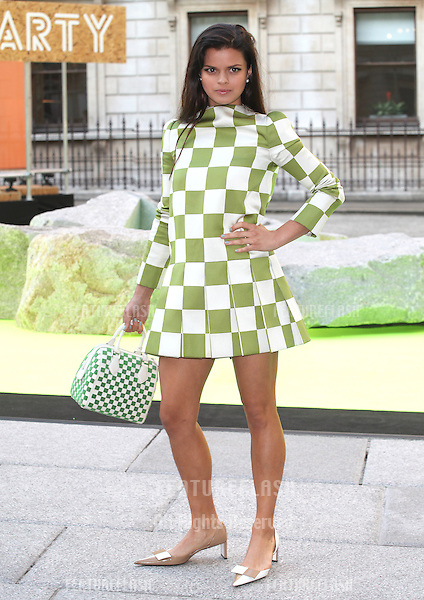 Bip Ling arriving for the Royal Academy Of Arts Summer Exhibition Party, RAA, London. 05/06/2013 Picture by: Alexandra Glen / Featureflash