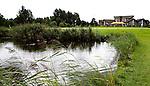 BRUINISSE - Hole 18 van GC Grevelingenhout. COPYRIGHT KOEN SUYK