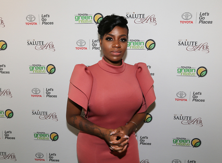 Soul Solidarity Award Honoree Fantasia Barrino-Tyalor attends the Salute Her Awards sponsored by Toyota and AARP in Charlotte.