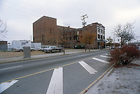 2001 November 28..Rehabilitation..Attucks Theatre.Church Street..EXTERIOR VIEWS.BEFORE..CATHY DIXSON.NEG#.NRHA#..