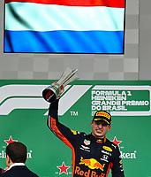 2019 Formula One Brazil Grand Prix Race Day Nov 17th