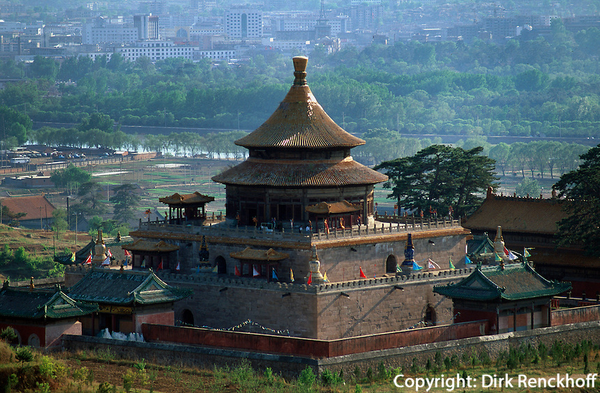 Pule Si (Tempel), Chengde, China, Unesco-Weltkulturerbe