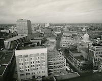 1960 November 15..Redevelopment.Downtown North (R-8)..Downtown Progress..North View from VNB Building..HAYCOX PHOTORAMIC INC..NEG# C-60-5-45.NRHA#..