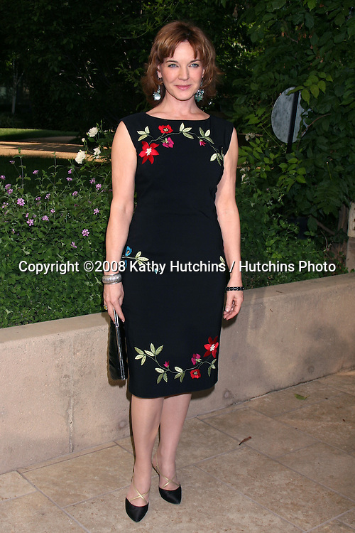 Robin Riker. arriving at the Academy of Television Arts & Sciences reception for 2008 Daytime Emmy Nominees.Savannah Resturant.Burbank,  CA.June 9, 2008.©2008 Kathy Hutchins / Hutchins Photo .