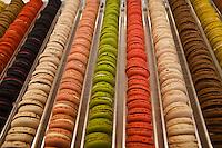 Europe/France/Bretagne/29/Finistère/Brest: Les treize sortes de macarons  de Pierre-Yves Hénaff chez C. Chocolat