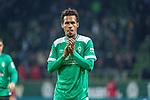 01.12.2018, Weser Stadion, Bremen, GER, 1.FBL, Werder Bremen vs FC Bayern Muenchen, <br /> <br /> DFL REGULATIONS PROHIBIT ANY USE OF PHOTOGRAPHS AS IMAGE SEQUENCES AND/OR QUASI-VIDEO.<br /> <br />  im Bild<br /> <br /> Theodor Gebre Selassie (Werder Bremen #23)<br /> entt&auml;uscht / enttaeuscht / traurig / Niederlage<br /> <br /> Foto &copy; nordphoto / Kokenge