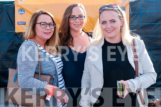 Revival Concert : Attending the Revival Concert in  the Square, Listowel on SAturday night last were Mary Enrigh, Noelle Harrington & Caroline O'Neill.