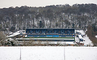 Snow at Wycombe Wanderers - 01.02.2019