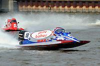 Tim Seebold (#16) and Mike Schubert (#8)   (Formula 1/F1/Champ class)